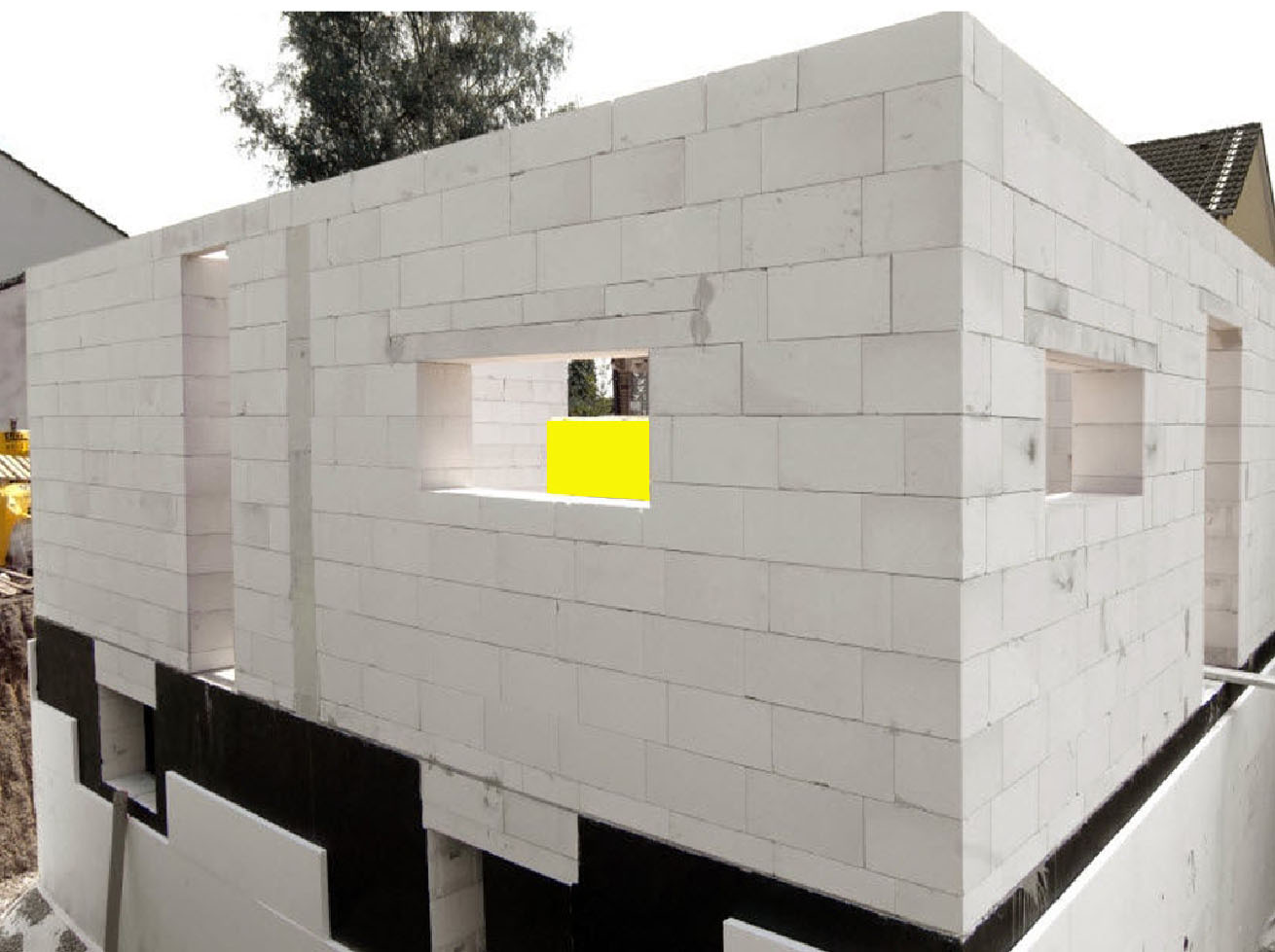 Как построить свой дом своими руками из газосиликатного блока