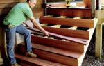 Лестницы для крыльца: виды, материалы и расчет конструкции