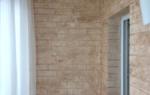 Использование декоративного кирпича для отделки внутри помещений