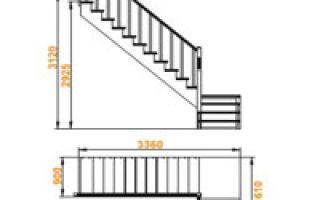 Самостоятельное проектирование лестниц