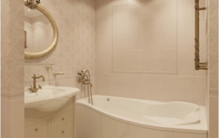 Как выполняется дизайнерский ремонт ванной комнаты