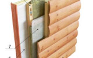 Отделка помещения блок хаусом – эффектное дизайнерское решение