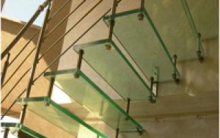Лестница на больцах: преимущества конструкции, из чего состоит, технология монтажа
