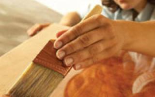 Советы: как правильно окрашивать фанеру
