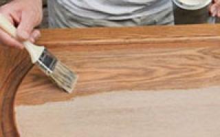 Особенности изготовления кухни из мебельных щитов своими руками
