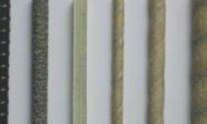 Армирование фундамента стеклопластиковой арматурой