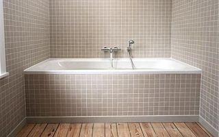 Уголок для ванной: разновидности, преимущества и недостатки, монтаж
