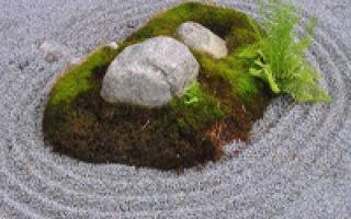 Сад и камень