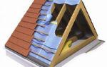 Материалы и технологии гидроизоляции крыши дома под профнастил