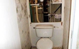 Обновление туалетной комнаты или ремонт своими руками