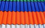 Как правильно выбрать, уложить и закрепить профнастил на крыше частного дома