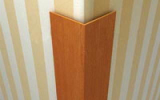 Чем приклеить пластиковый уголок к стене и к откосу окна ПВХ: технологические особенности процесса