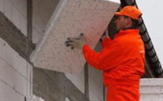 Эффективное утепление дома из пеноблоков снаружи: способы и материалы