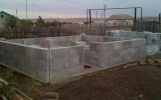 Как построить надежную и красивую баню из газосиликатного блока?