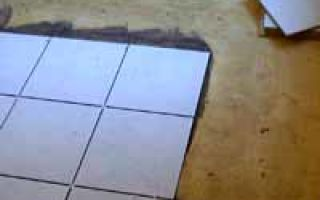 Возможность укладки керамической плитки на деревянную поверхность