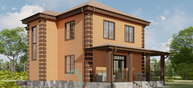 Строительство дома из блоков: плюсы, минусы, этапы