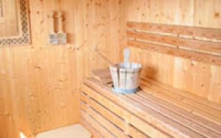 Как лучше обработать стены из вагонки в бане