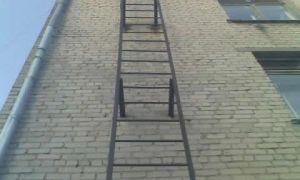 Лестница 3-го типа: требования, нормы, материалы