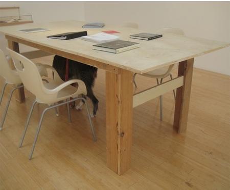 stol iz fanery