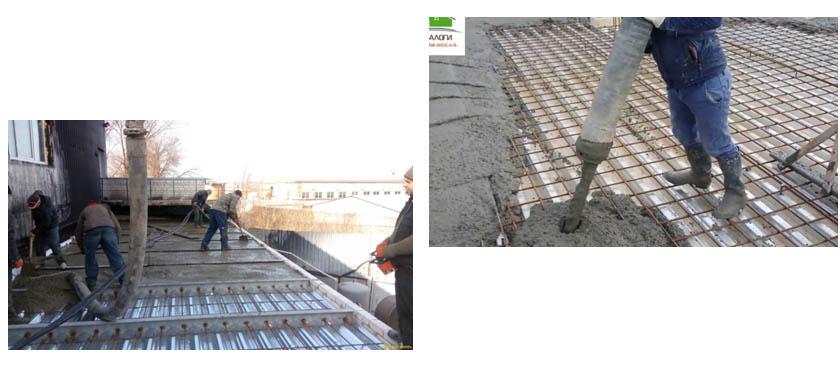 zalivka betona
