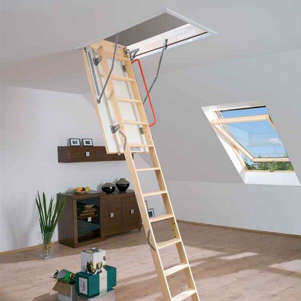 Лестница на чердак от fakro