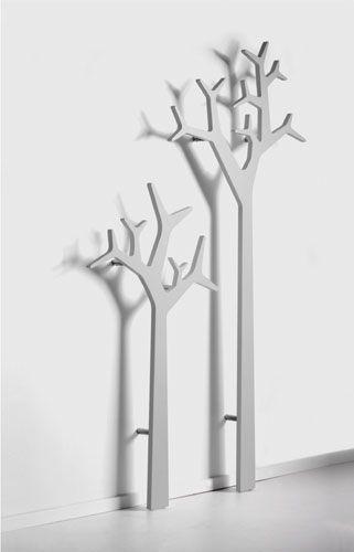 Пристенные деревья – декор дома