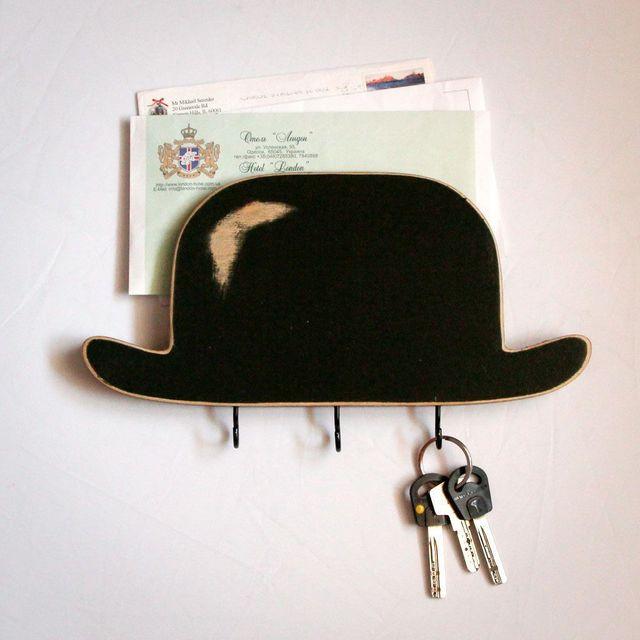 Шляпа-ключница
