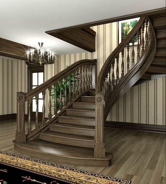 Элегантная лестница