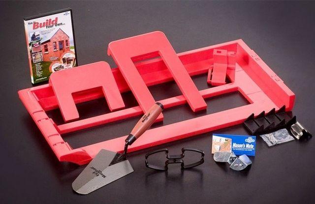 Готовое устройство для кладки кирпича
